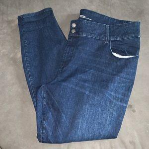 Rockstar skinny sculpt jeans